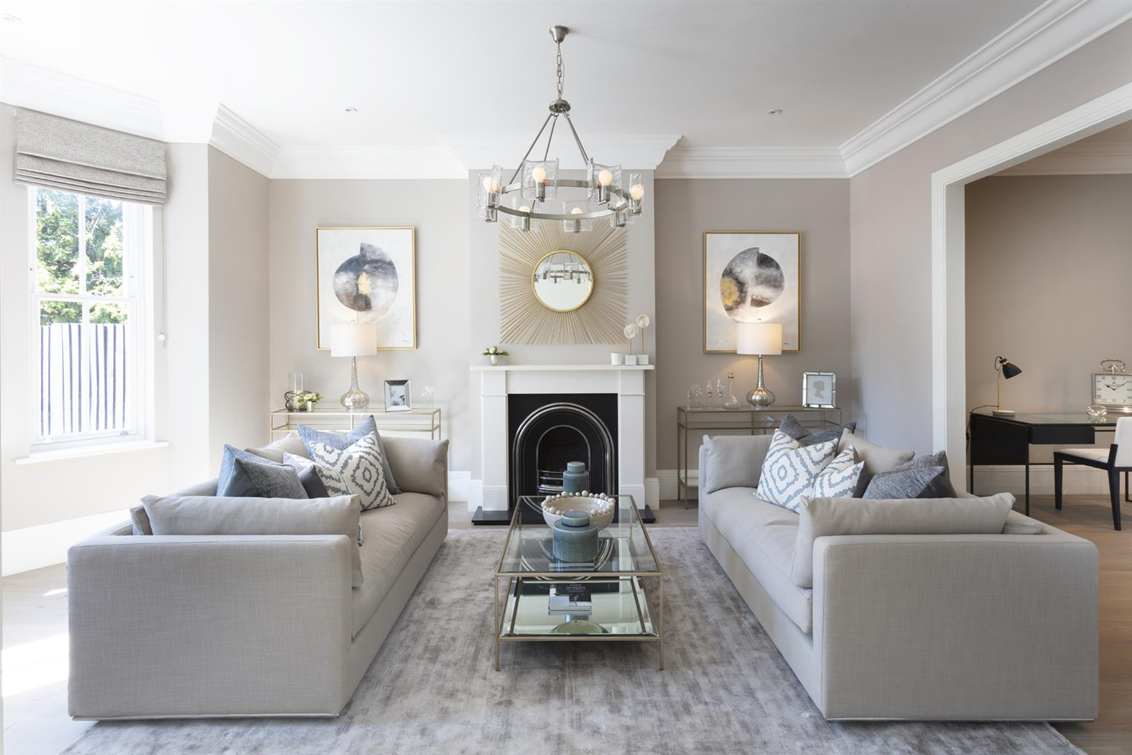 Copse Hill, Wimbledon - Andrew Scott Robertson